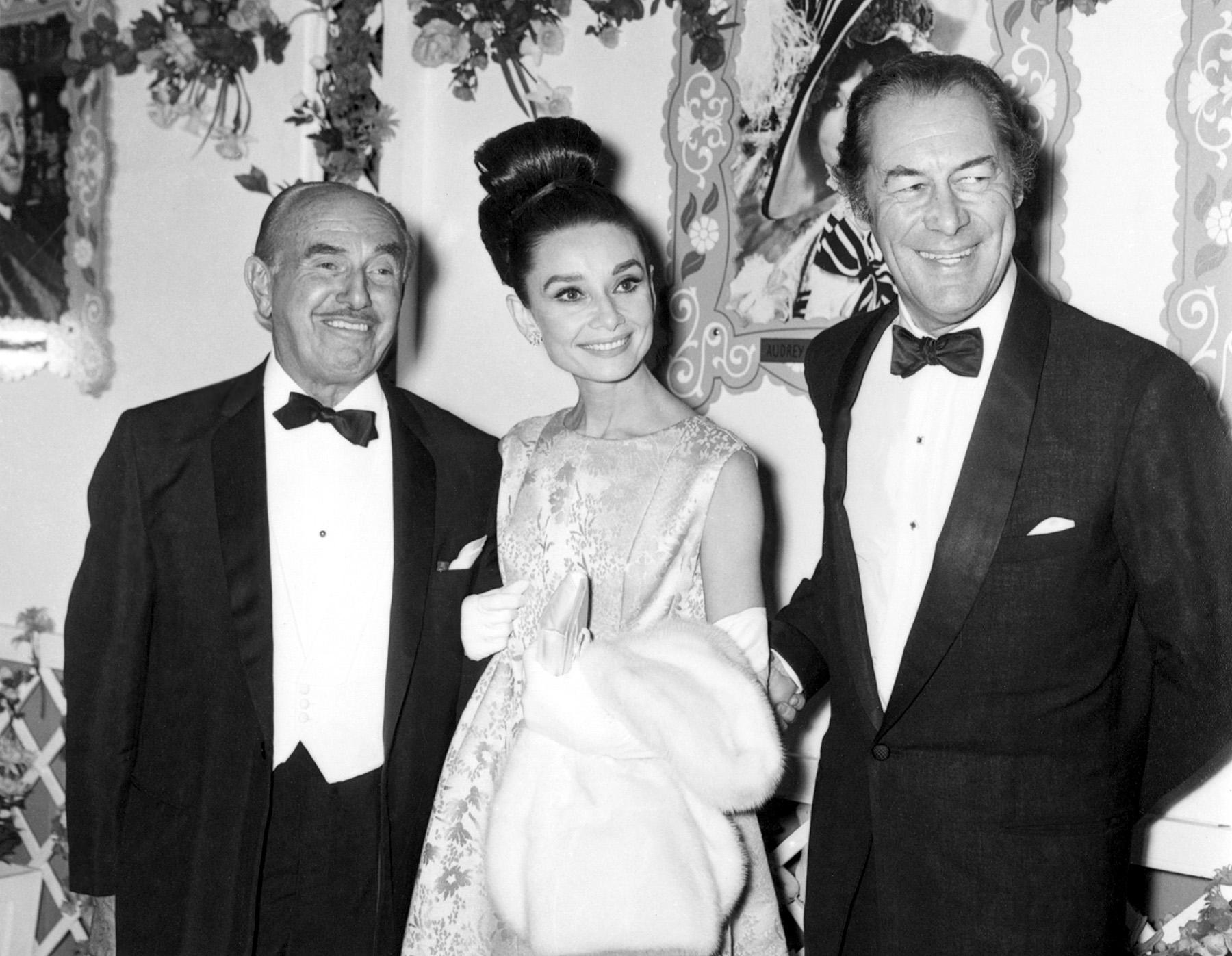 The mystique of Audrey Hepburn