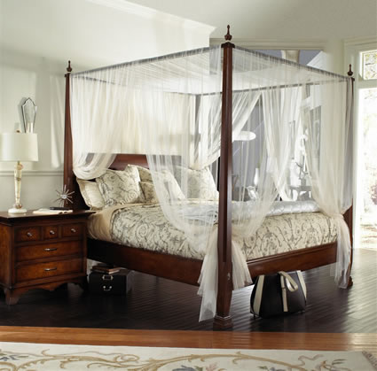 Canopy Bed Cover - Tansu.Net - Asian Furniture, Oriental Furniture