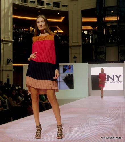 Another mod dress by DKNY